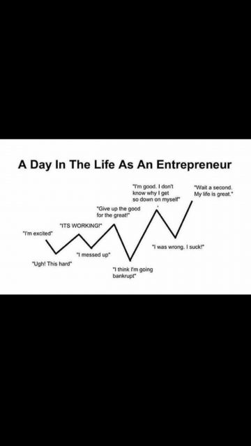 entrepreneur émotion chart