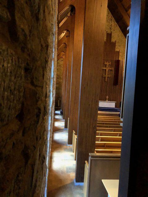 Goucher College non-denominational church