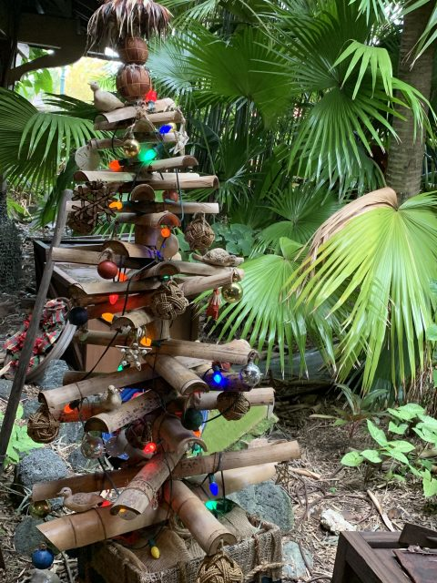 Disney's Jungle Cruise Christmas tree