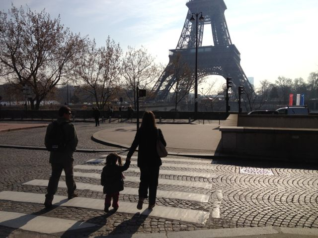 Paris families