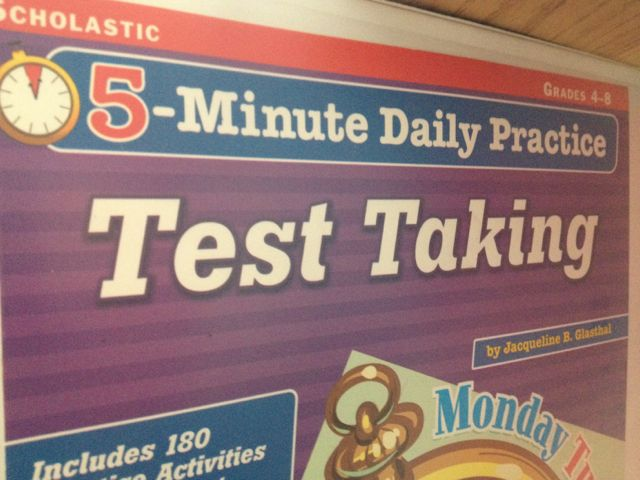 daily spiritual testing