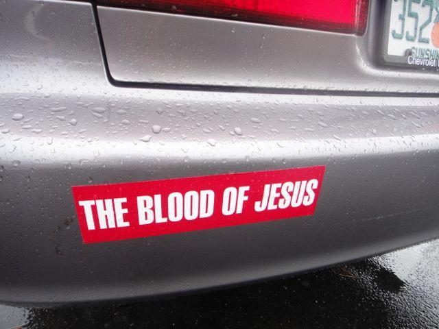 unusual bumper stickers