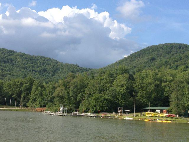 Camp Rainey Mountain photos