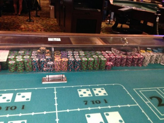Rolling the dice and betting our chips in Lake Tahoe