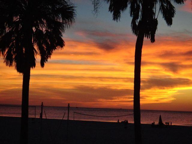Sarasota Florida sunset