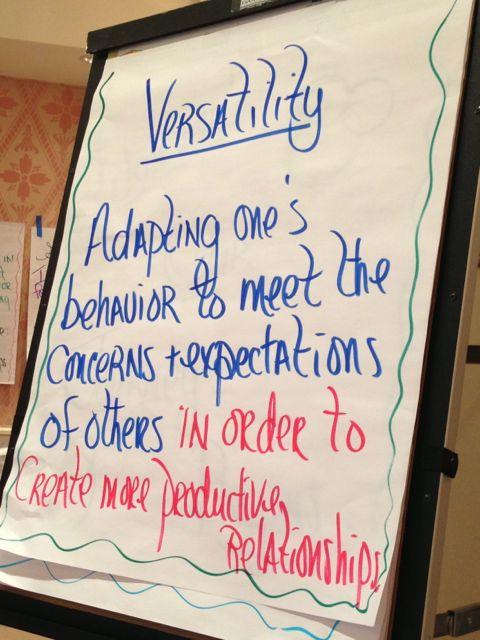 Versatility definition