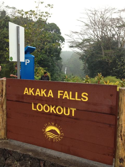 Akaka Falls State Park Hawaii
