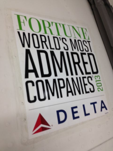 Huge fan of Delta - a business travelers dream airline