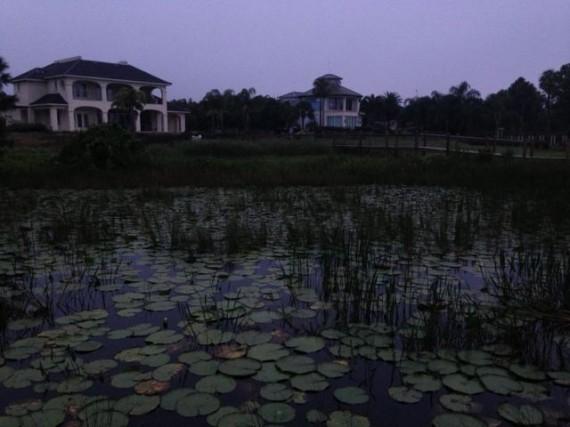 Orlando lakefront property