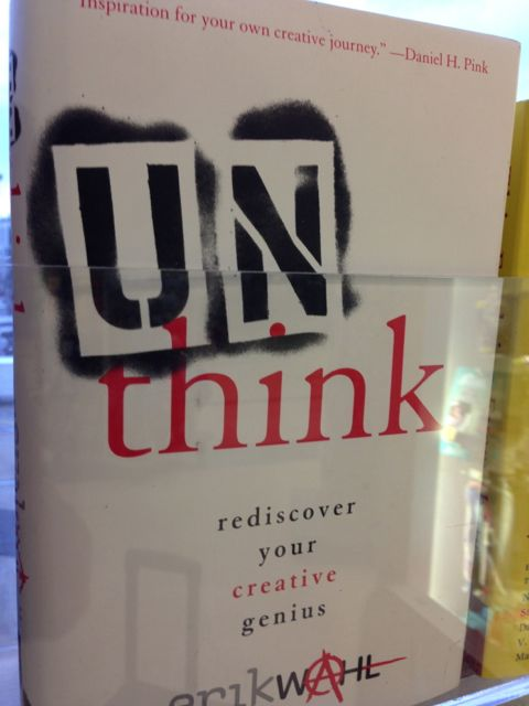 Un think book cover