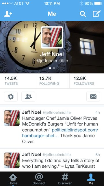 @jeffnoelmidlife Twitter handle screen shot