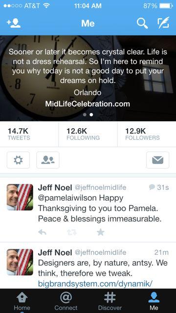 jeff noel Twitter profile
