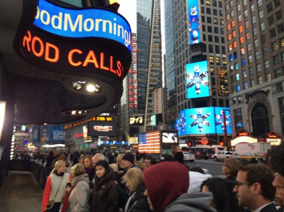 Good Morning America, January 16, 2014