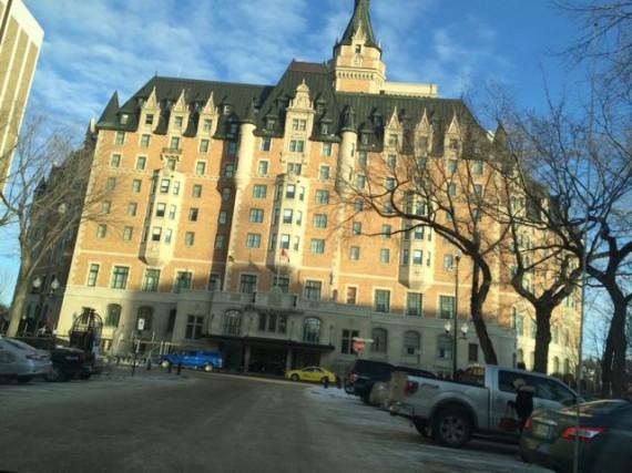 Delta Bessborough Hotel Saskatoon