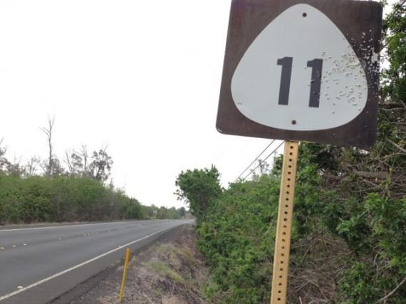 Hawaii highway 11