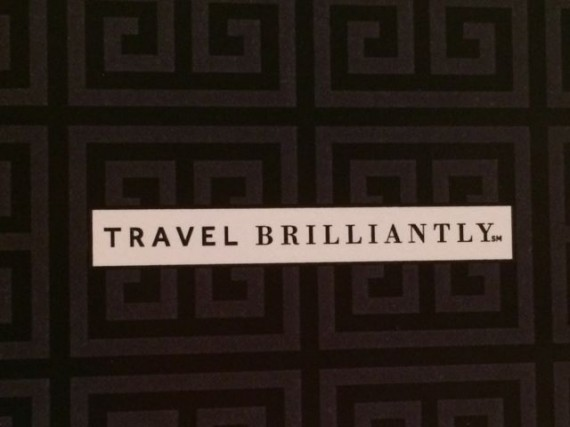 Marriott slogan about traveling brilliantly