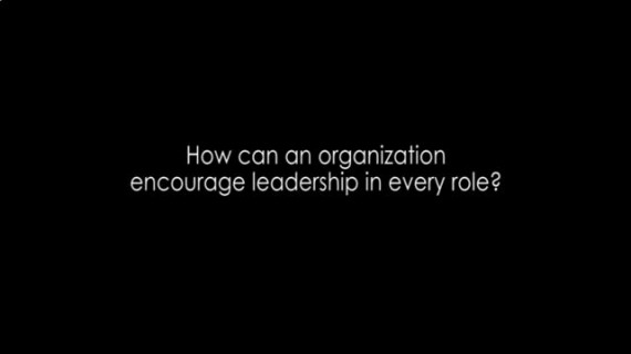 Leadership question