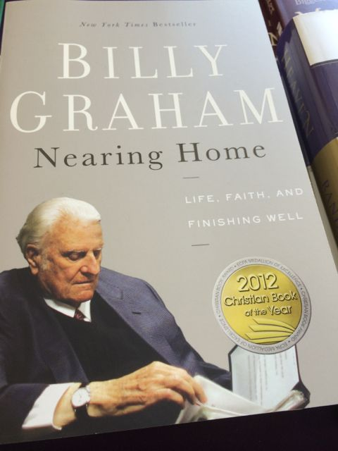 Billy Graham book