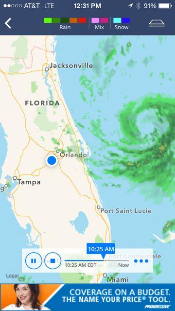 Hurricane Andrew for 2014 season