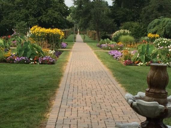 Flower Garden in Allentown, PA