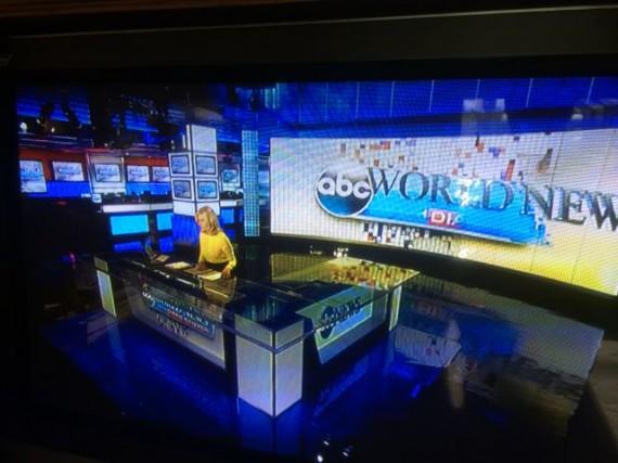 Diane Sawyer's final night on ABC Evening News