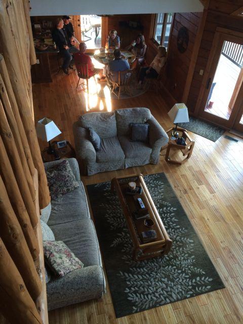 North Carolina Mountain Cabin