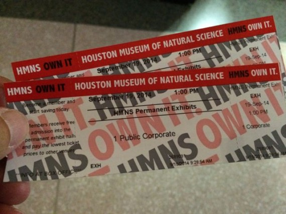 Houston Museum of natural History