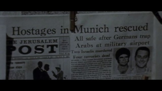 1972 Munich headline Olympic terrorists