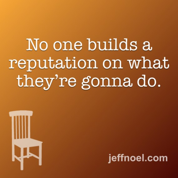 inspiring quote from Orlando Based Motivational Speaker jeff noel
