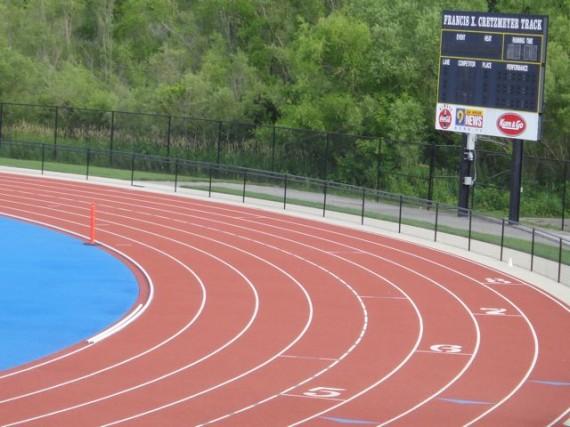 University of Iowa Track