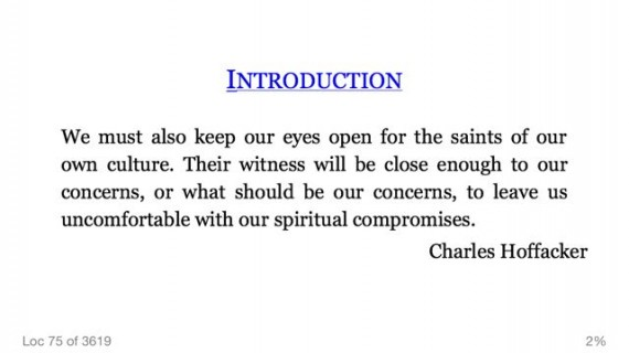 Excerpt from Spotting the Sacred
