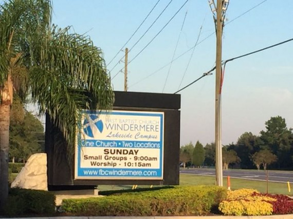 Windermere Community Church