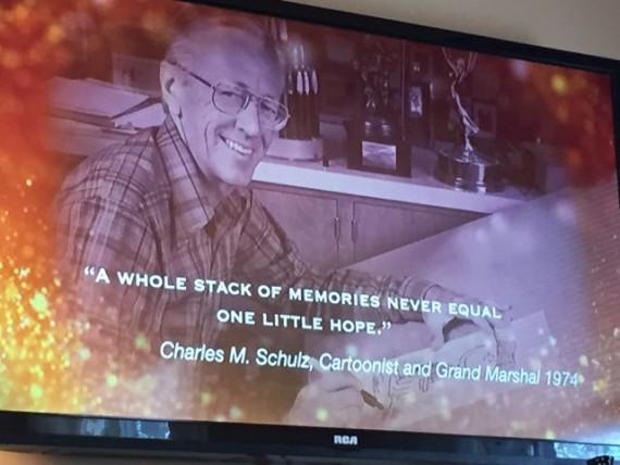 Charles Schultz quote