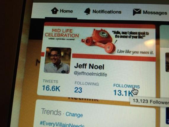 Disney Speakers jeff noel twitter profile