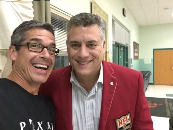jeff noel and Mike Attardi