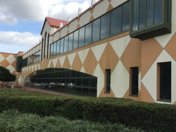Walt Disney World's Casting Center Building