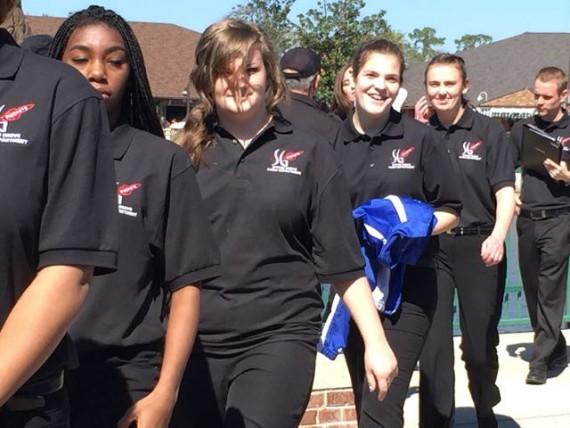 Spring Grove Area High School Choir at Disney World