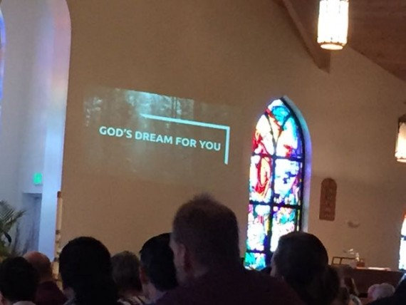 Church Mass presentation