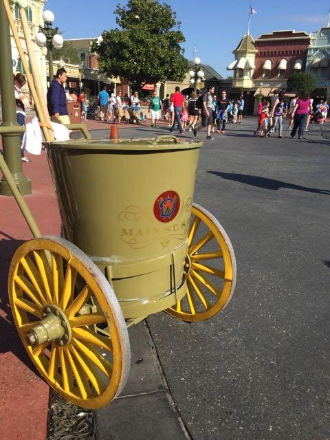 Infamous Magic Kingdom Honey Bucket