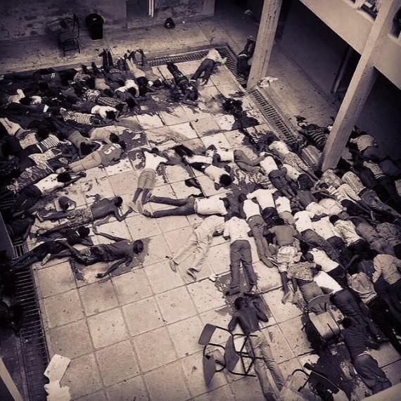 Pray for Kenya.