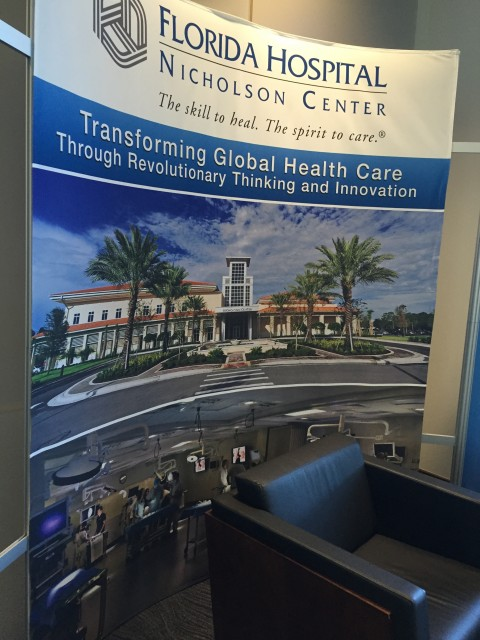 Nicholson Center Florida Hospital