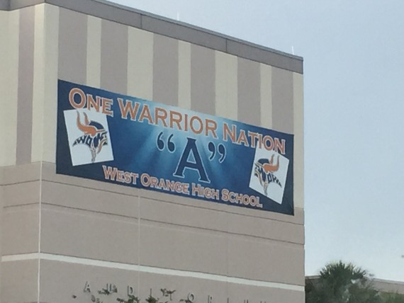 West Orange High School Class A school