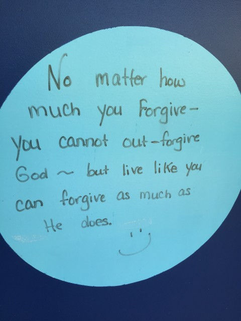 Quote on forgiveness
