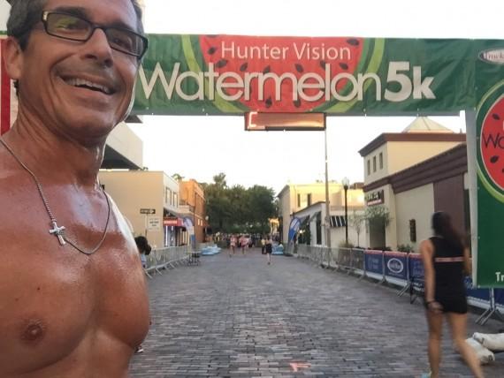 2015 Track Shack Watermelon 5k photos