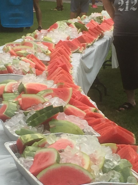 2015 Track Shack Watermelon 5k photos