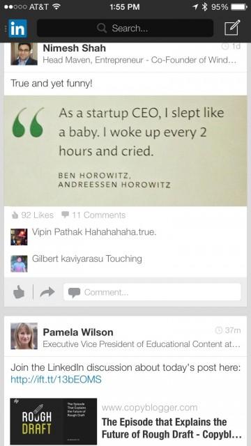 Entrepreneurial reality
