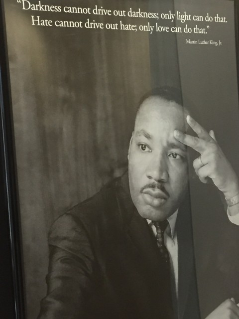 Martin Luther King photo and quote