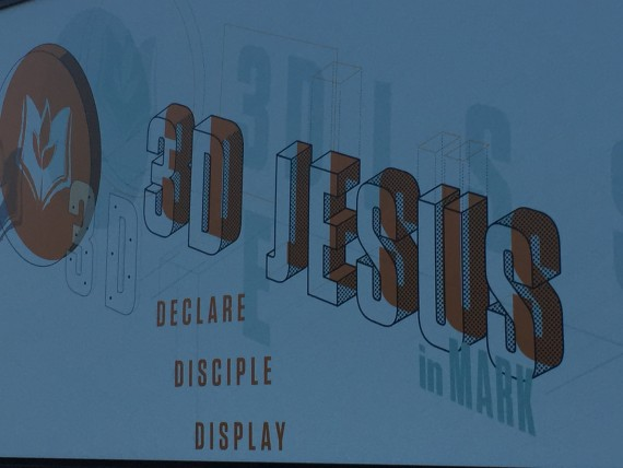 Clever Church billboard