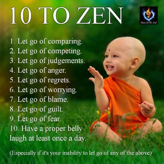 Top 10 Zen list