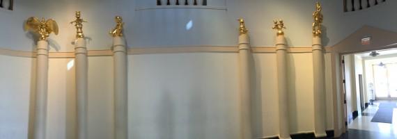 Disney Casting Center lobby